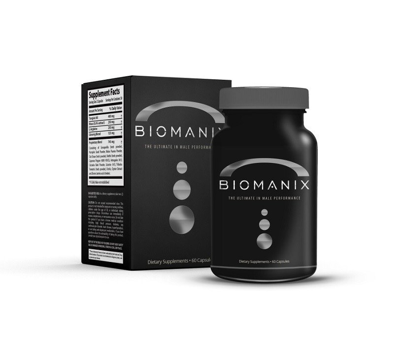 Биоманикс капсулы для мужчин