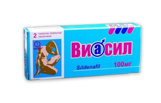 Виасил инструкция по применению таблеток