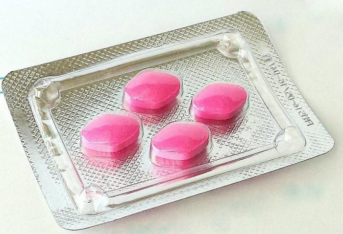 Женская Виагра таблетки для возбуждения