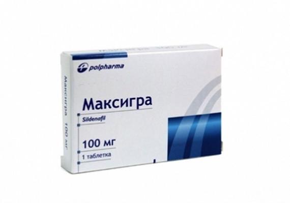 Максигра таблетки для мужчин