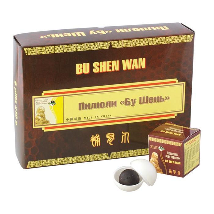 Пилюли Бу Шень для мужчин
