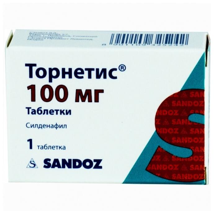 Торнетис таблетки для мужчин