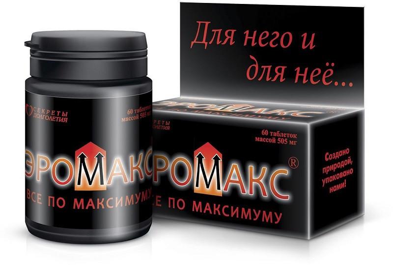 Эромакс для мужчин