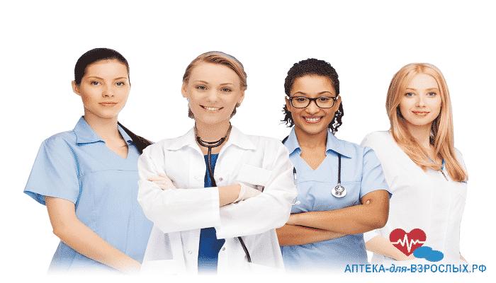 Фото женская команда врачей
