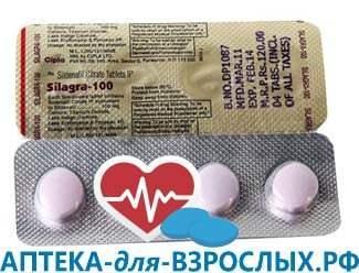 Силагра в аптеке