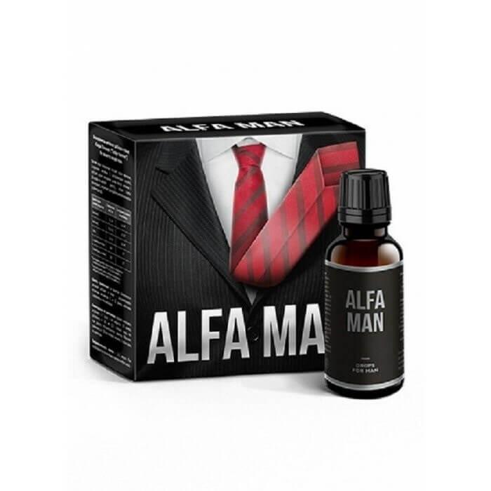 Alfa Man для мужчин
