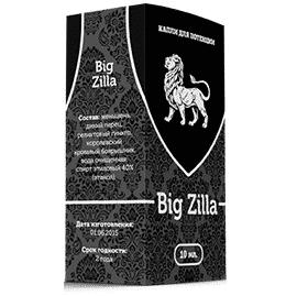 Big Zilla в аптеке купить