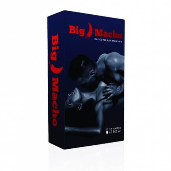 BigMacho для мужчин