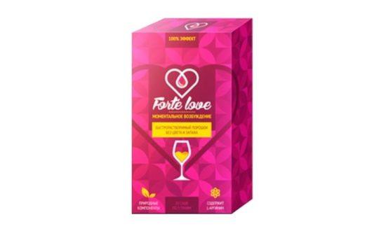 Forte Love отзывы и мнения врачей