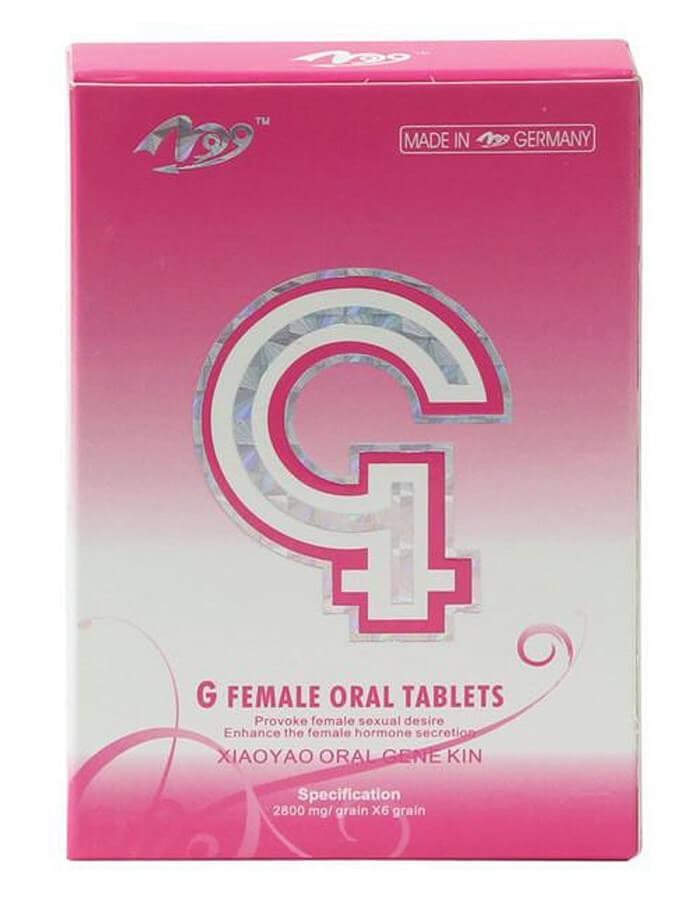 G Female отзывы врачей и противопоказания