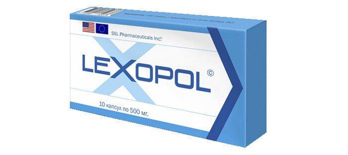 Lexopol для мужчин