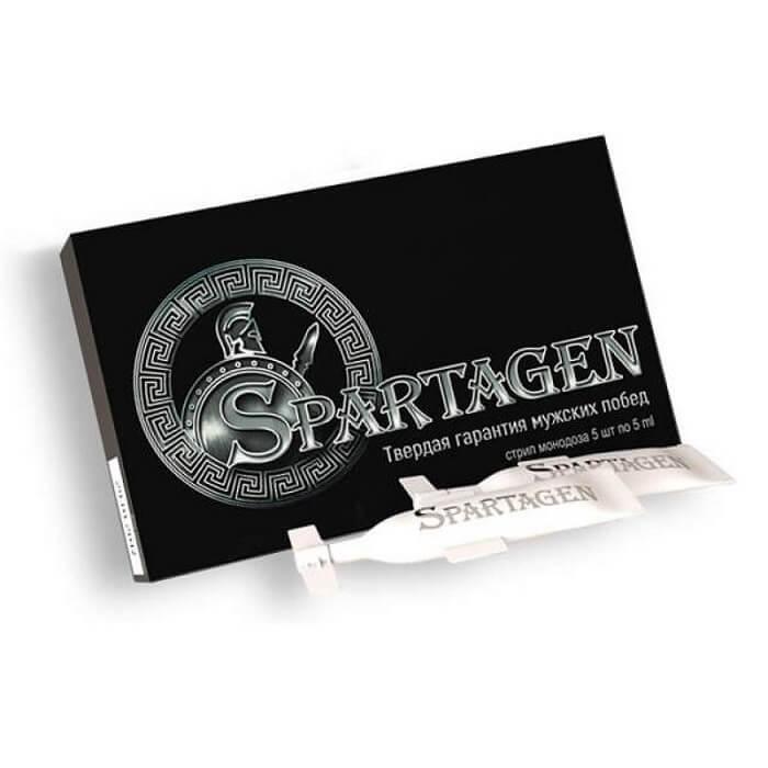 Spartagen для мужчин