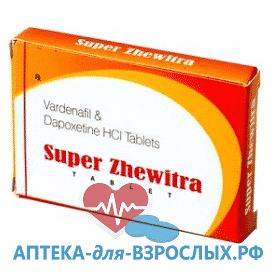 Super Zhewitra инструкция по применению