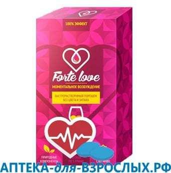 Forte Love инструкция по применению
